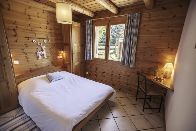Location de vacances - Chalet à Saint-Chaffrey - Chambre 1
