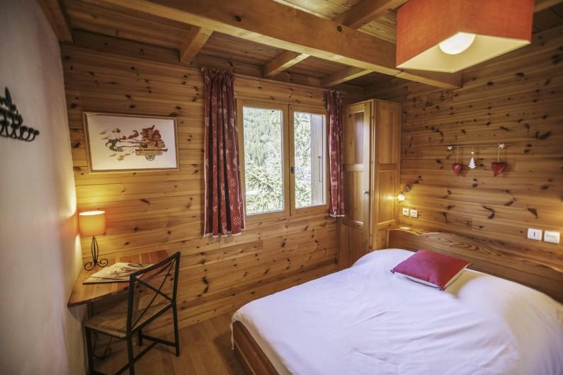 Location de vacances - Chalet à Saint-Chaffrey - Chambre 5