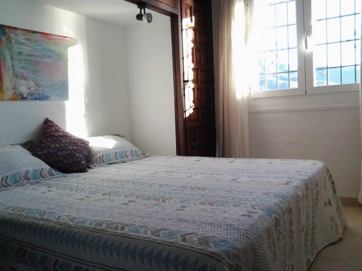 Location de vacances - Villa à Almuñécar - chambre