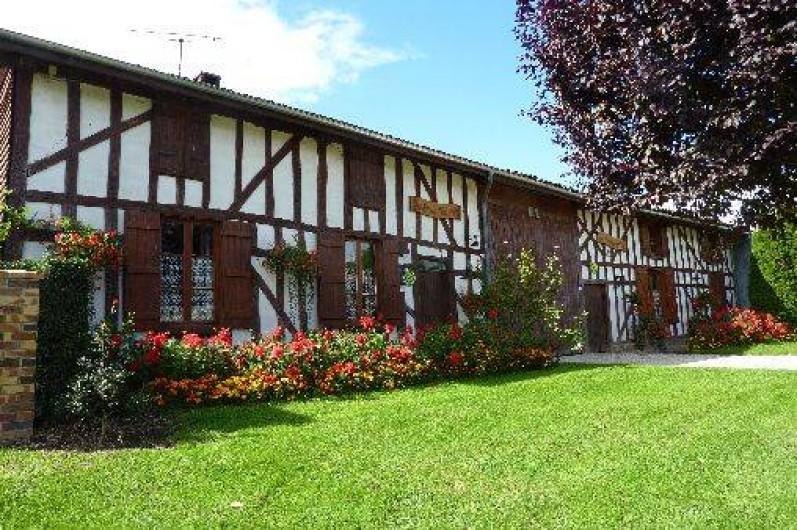 Location de vacances - Gîte à Puellemontier