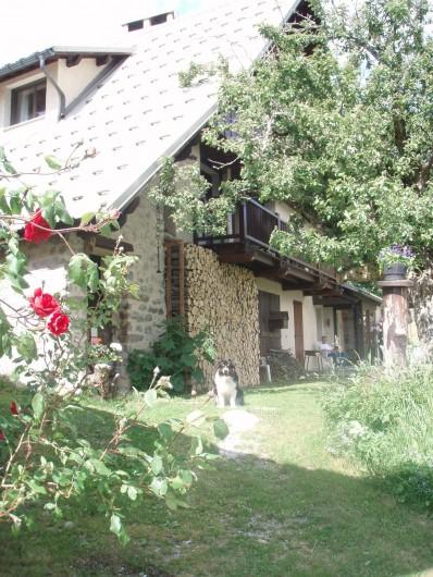Location de vacances - Chalet à Orcières