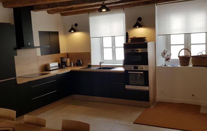 Location de vacances - Maison - Villa à Villard-de-Lans - Cuisine tout équipée