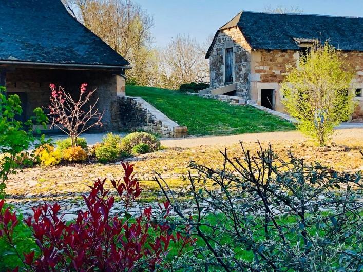 Location de vacances - Gîte à Bozouls - Extérieur
