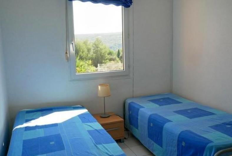 Location de vacances - Villa à Les Granges-Gontardes - Chambre 3