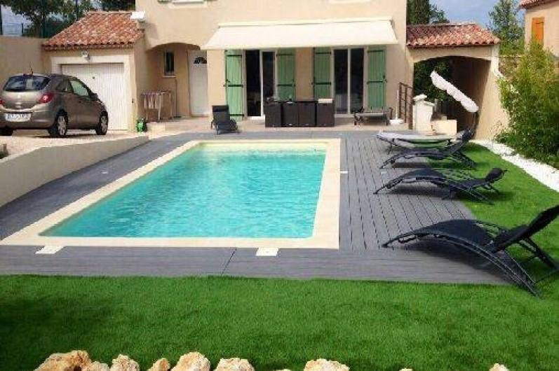Location de vacances - Villa à Blauzac