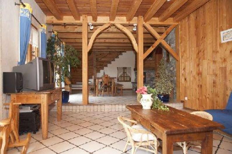 Location de vacances - Chalet à Valmeinier