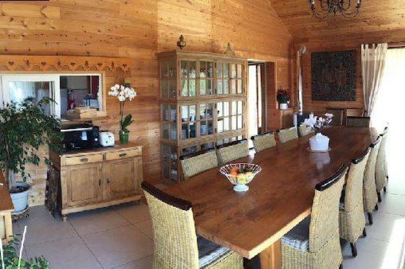 Location de vacances - Chambre d'hôtes à Saint-Léger-les-Mélèzes