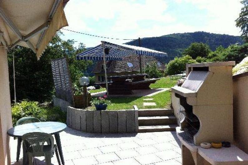 Location de vacances - Gîte à Saint-Amarin