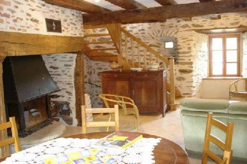 Location de vacances - Gîte à Leynhac