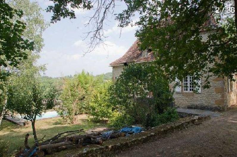 Location de vacances - Maison - Villa à Figeac