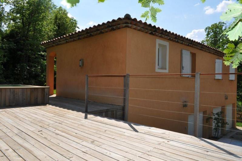 Location de vacances - Maison - Villa à Peynier