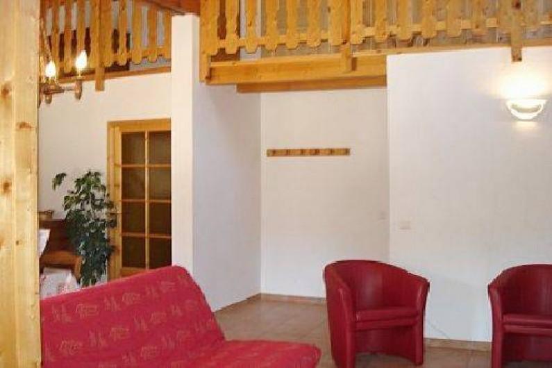 Location de vacances - Chalet à Mâcot-la-Plagne