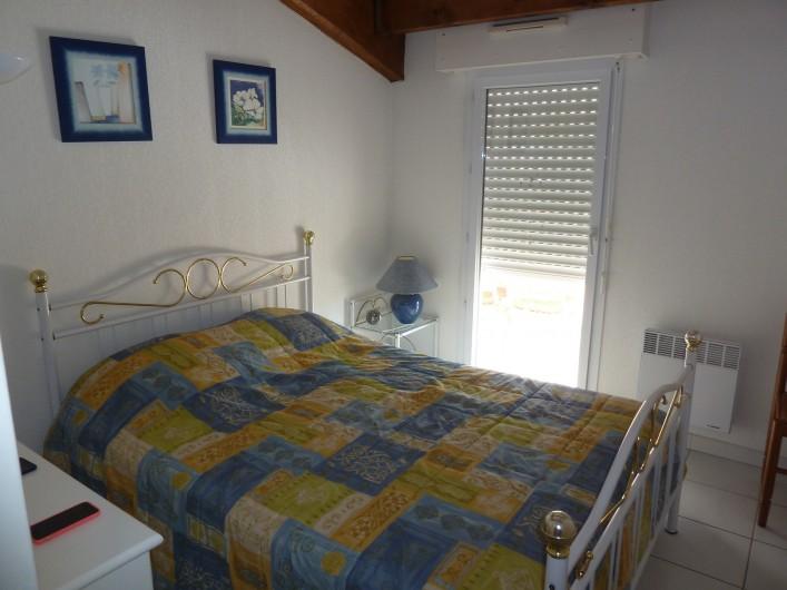 Location de vacances - Appartement à Fréjus - Chambre 1