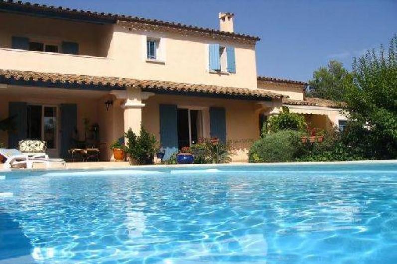 Location de vacances - Villa à Saint-Didier