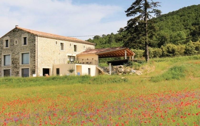 Location de vacances - Gîte à La Touche