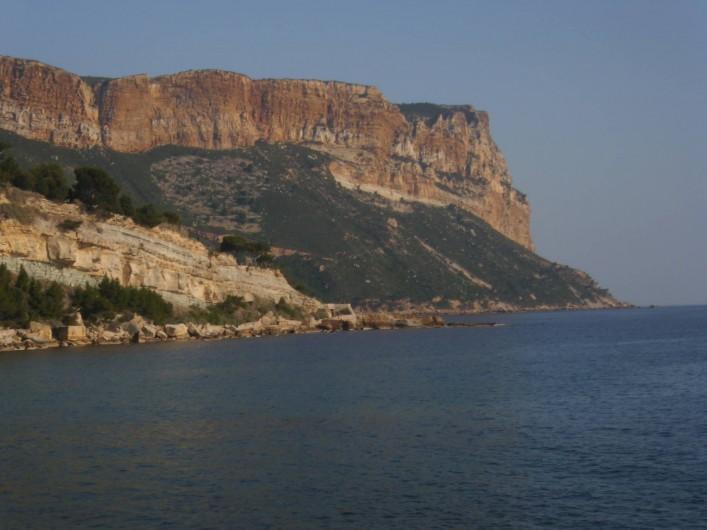 Location de vacances - Appartement à Cassis - Le Cap Canaille