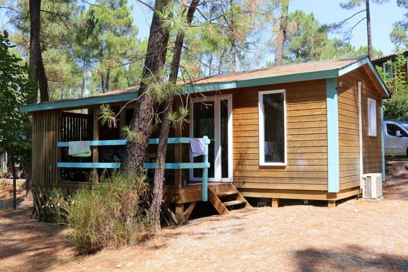 Location de vacances - Chalet à Joyeuse - Chalet Mimosa