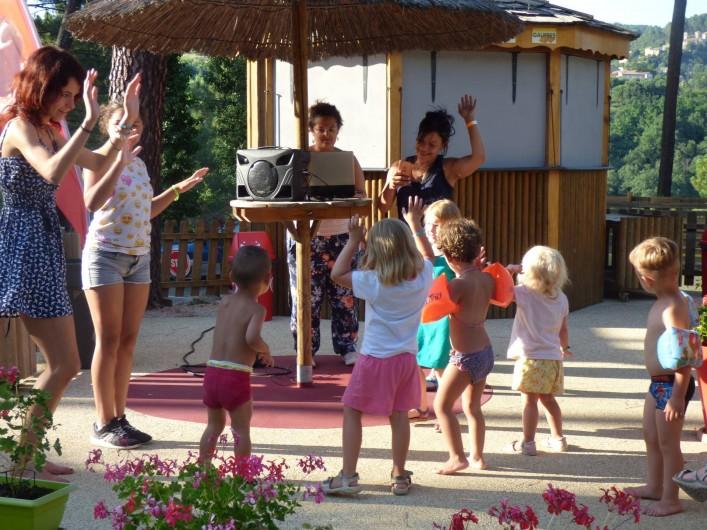 Location de vacances - Chalet à Joyeuse - Mini disco