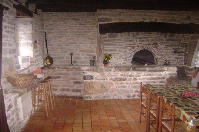 Location de vacances - Gîte à Gramat - Four à pain gîte Romarin