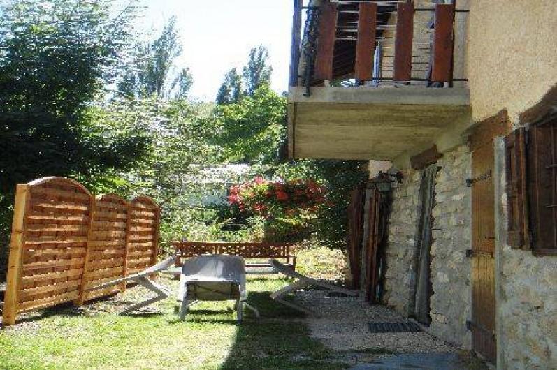 Location de vacances - Gîte à Réallon