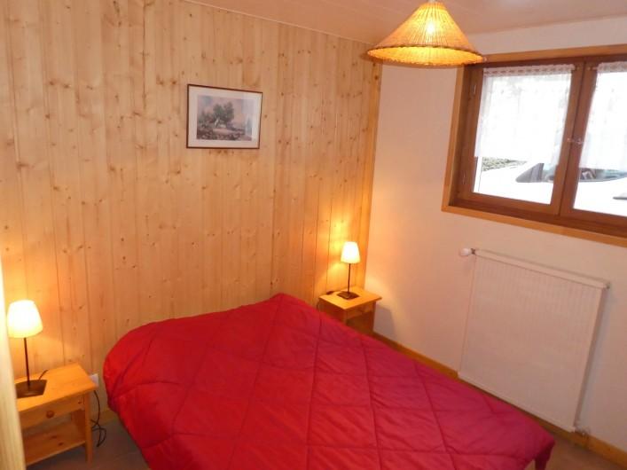 Location de vacances - Chalet à Bellevaux - Cbre 1 Rez de Jardin  avec  mobilité réduite