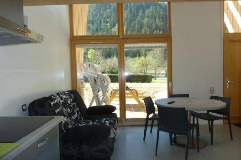 Location de vacances - Chalet à Xonrupt-Longemer - Eco-Lodge séjour