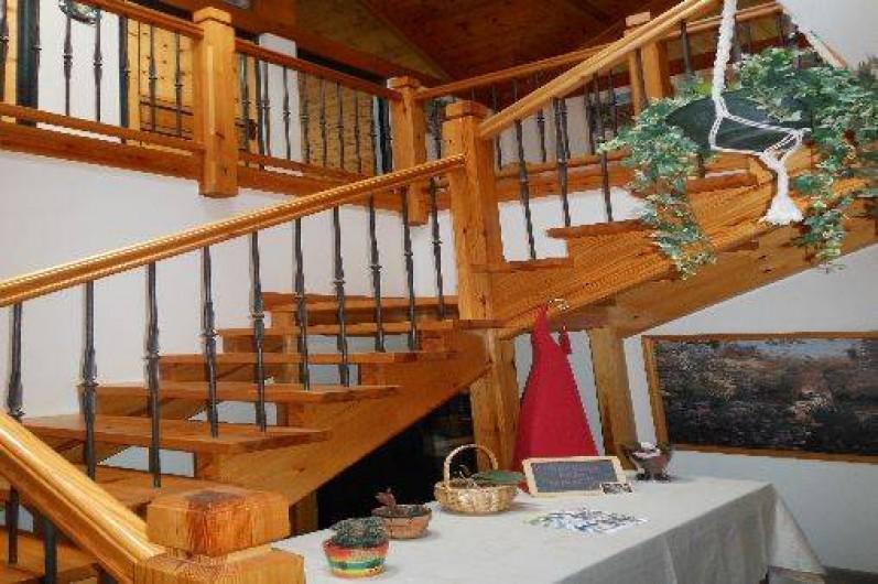 Location de vacances - Chalet à Vallouise