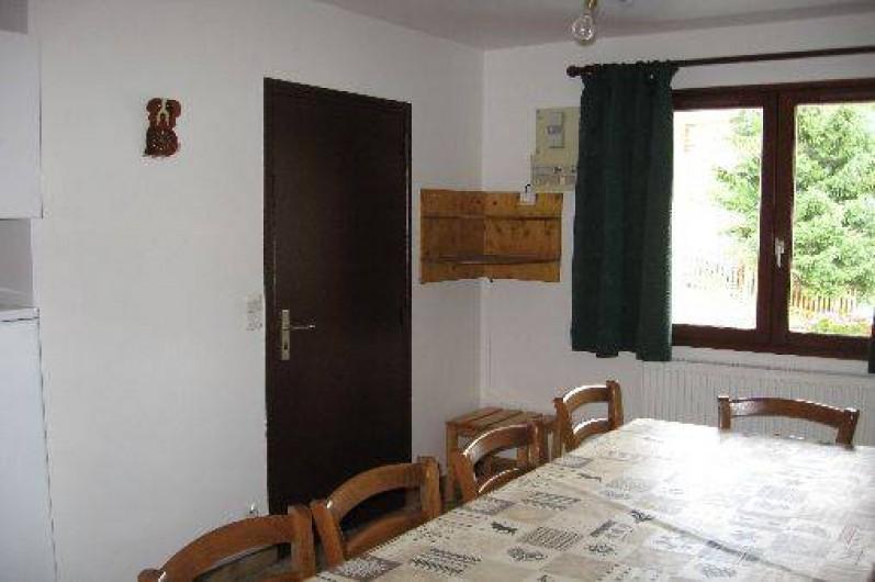 Location de vacances - Appartement à Saint-Jean-d'Arves - La cuisine