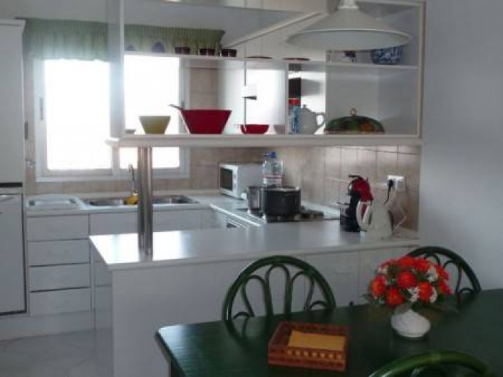 Location de vacances - Appartement à Malaga - kitchen