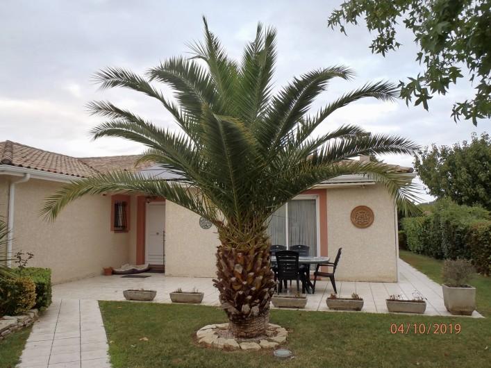 Location de vacances - Villa à Muret - Entrée de la maison