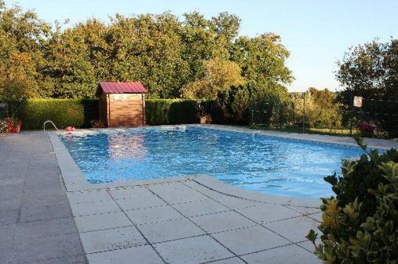 Location de vacances - Gîte à Anglars-Nozac