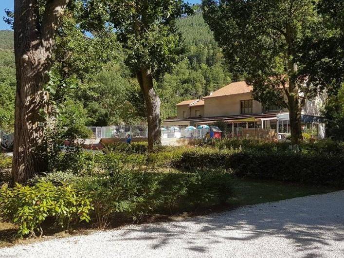 Location de vacances - Bungalow - Mobilhome à Axat