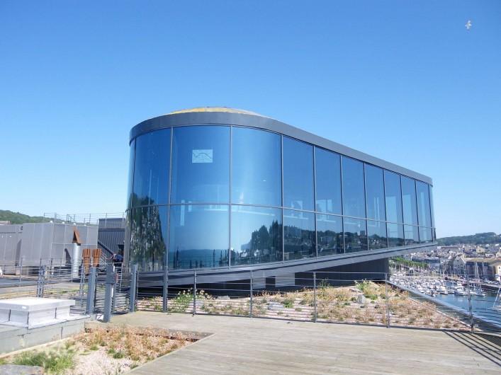 Location de vacances - Gîte à Fécamp - Musée Les Pêcheries