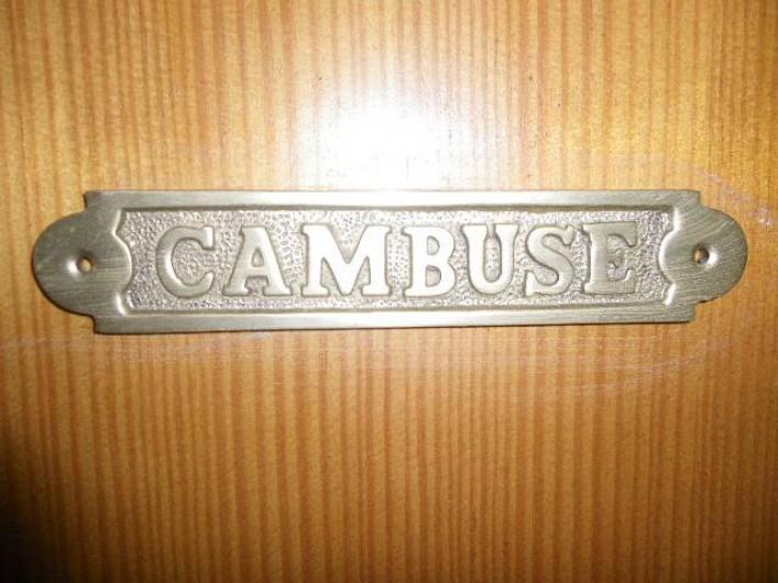 Location de vacances - Gîte à Fécamp - Cambuse
