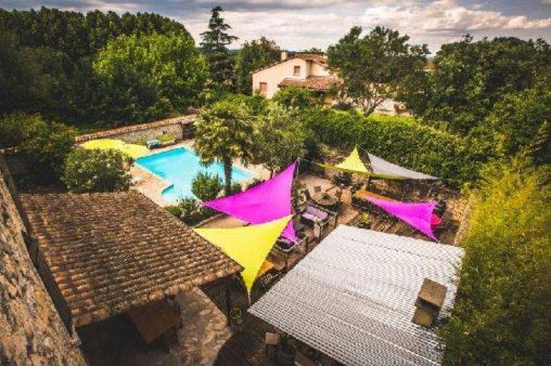Location de vacances - Maison - Villa à Grospierres