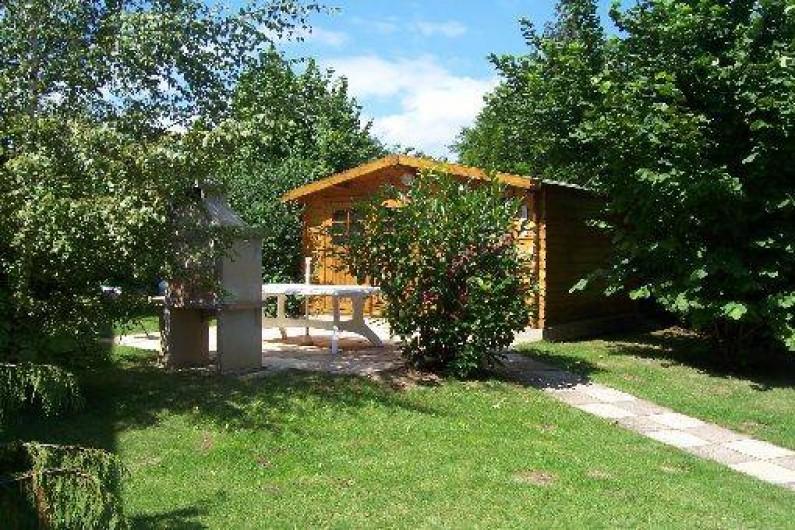Location de vacances - Gîte à Dahlenheim