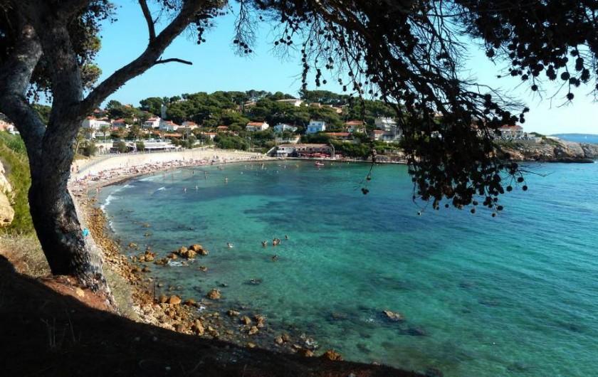 Location de vacances - Maison - Villa à Trans-en-Provence - Plage Var