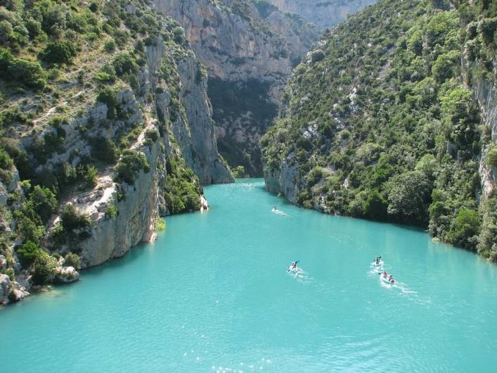 Location de vacances - Maison - Villa à Trans-en-Provence - Gorges du Verdon