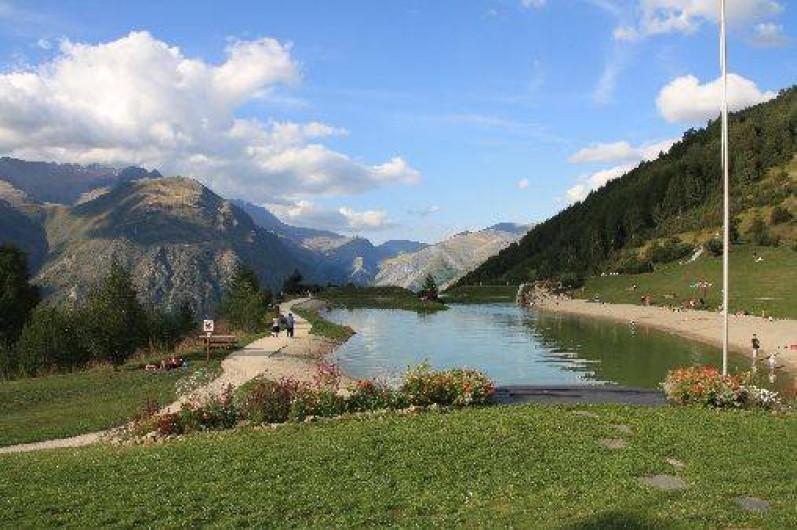 Location de vacances - Studio à Les Deux Alpes