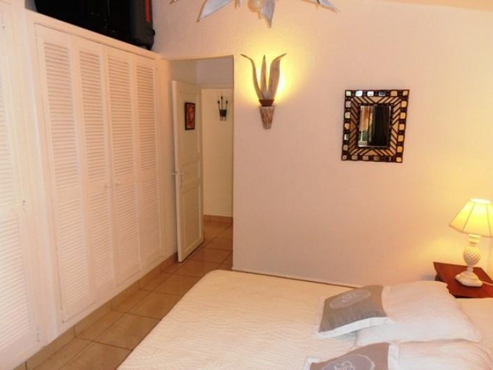 Location de vacances - Villa à Saint-François - Galerie avec espace salon