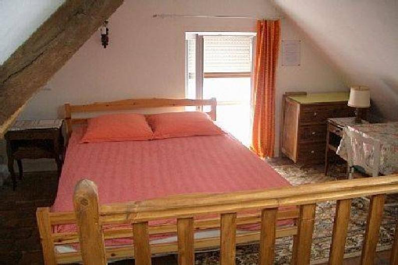 Location de vacances - Gîte à Pontlevoy - la chambre au 1er étage  pour les Roses