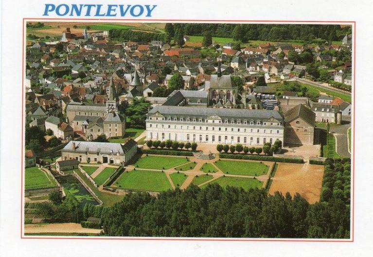 Location de vacances - Gîte à Pontlevoy - Pontlevoy vue générale