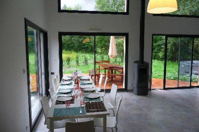 Location de vacances - Chalet à Le Bourg-d'Oisans