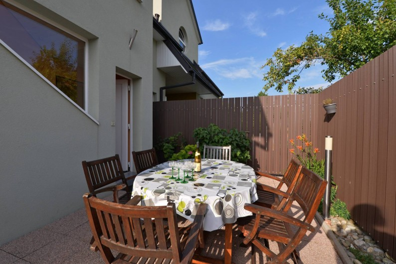 Location de vacances - Gîte à Logelheim - L'apéro aussi c'est important