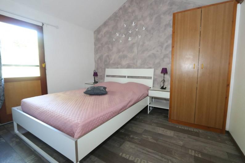 Location de vacances - Gîte à Grospierres - Chambre parentale Gîte 3