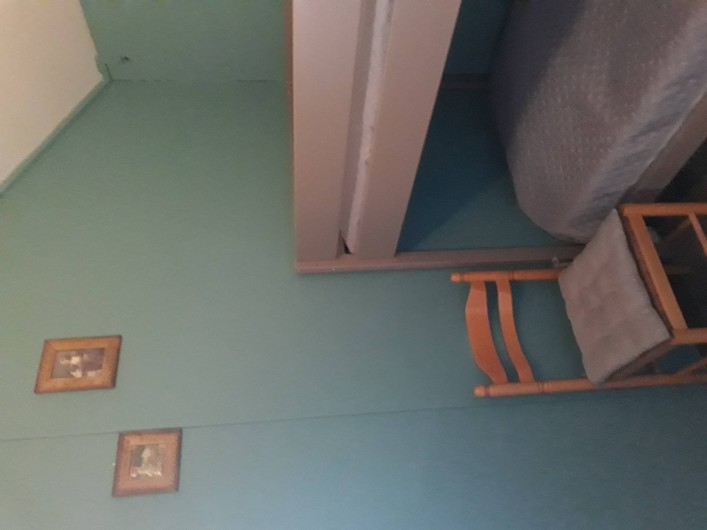 Location de vacances - Gîte à Grospierres - 3ème chambre gîte 1