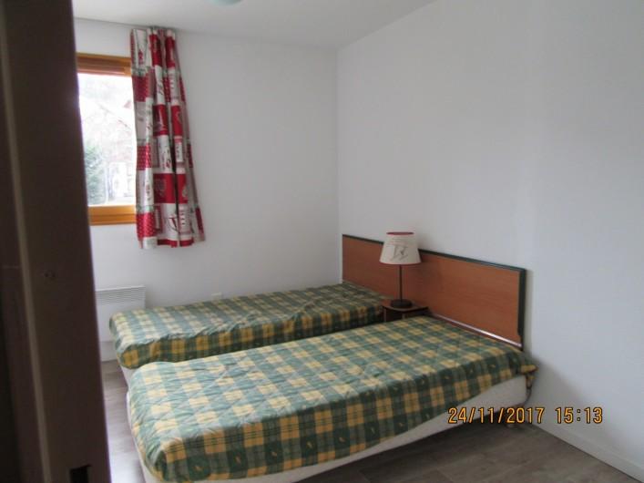 Location de vacances - Appartement à Saint-Sorlin-d'Arves - chambre 2