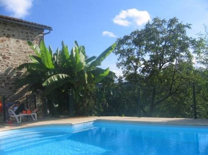 Location de vacances - Gîte à Latouille-Lentillac