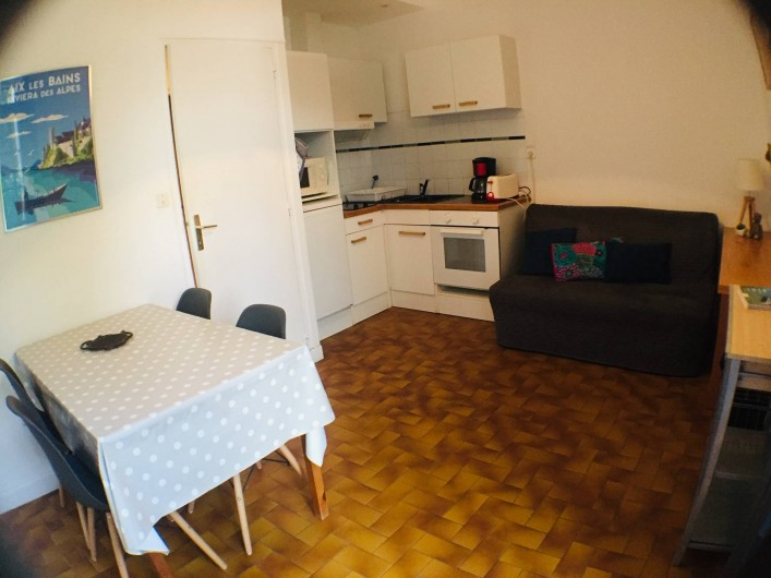 Location de vacances - Villa à Aix-les-Bains - RDC 1
