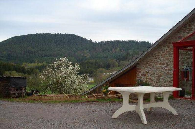 Location de vacances - Gîte à Taintrux